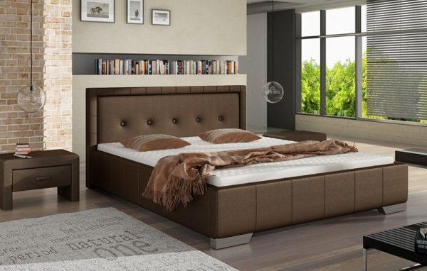 Łóżko tapicerowane 80277
