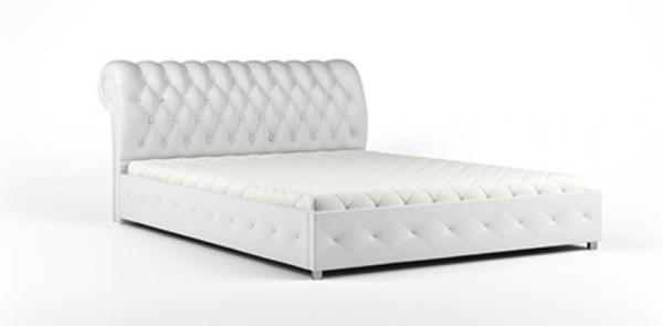 Łóżko tapicerowane 81206