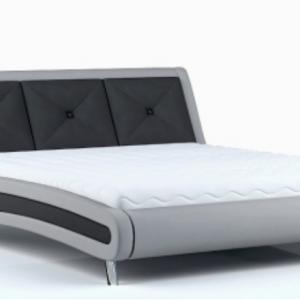 Łóżko tapicerowane 81216