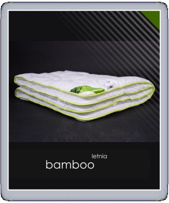 BAMBOO kołdra letnia antyalergiczna i antybakteryjna