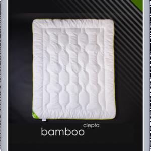 BAMBOO kołdra zimowa antyalergiczna i antybakteryjna