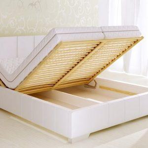 Łóżko tapicerowane 80272