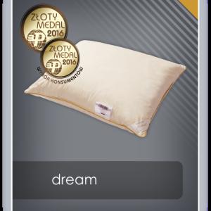 DREAM poduszka puch 90%