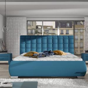 Łóżko tapicerowane 81217