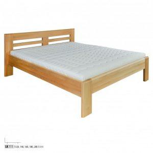 Łóżko bukowe LK111