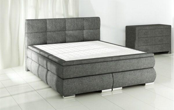 Łóżko kontynentalne ZESTAW 81