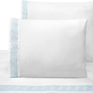 Poszewka na poduszkę dla Aspen – Błękitny