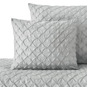 Poszewka na poduszkę dla Pintuck – Gołębia szarość