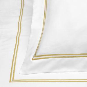 Poszewka na pościel dla 5th Avenue – Złoto Dijon