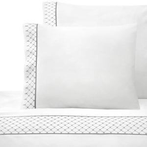 Poszewka na poduszkę dla Champs – Elysees – Srebrno Szary