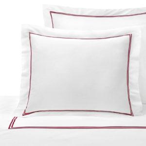 Poszewka na poduszkę dla 5th Avenue – Czerwony