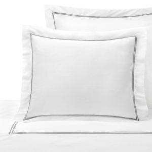 Poszewka na poduszkę dla 5th Avenue – Srebrno Szary
