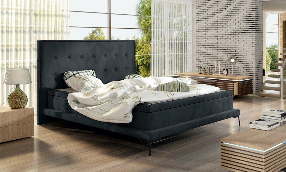 Łóżko tapicerowane 81239