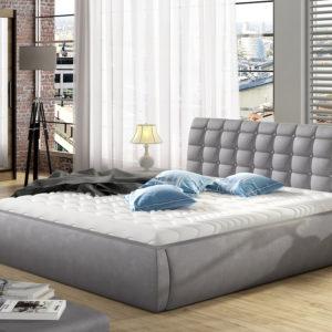 Łóżko tapicerowane KBRM 52