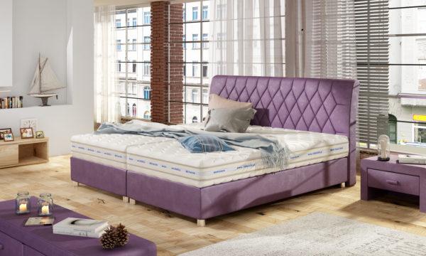 Łóżko tapicerowane KP2 53