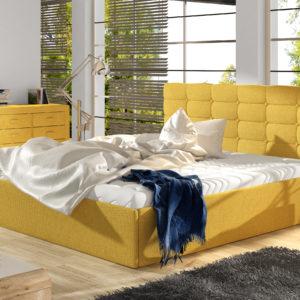 Łóżko tapicerowane KSRB 25