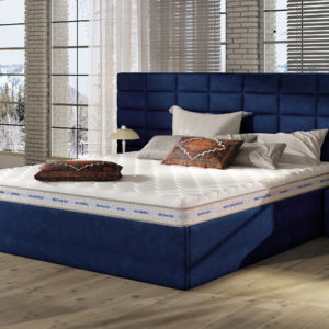 Łóżko tapicerowane KWRM 50