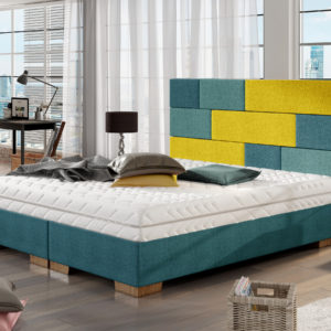 Łóżko tapicerowane TIK 60