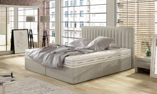 Łóżko tapicerowane TIW 58