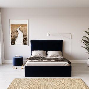 Łóżko tapicerowane KSA 92