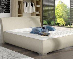 Łóżko tapicerowane 81205