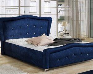 Łóżko tapicerowane 81230