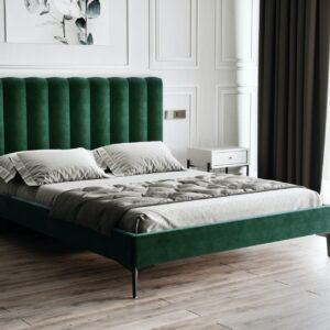 Łóżko tapicerowane 81240