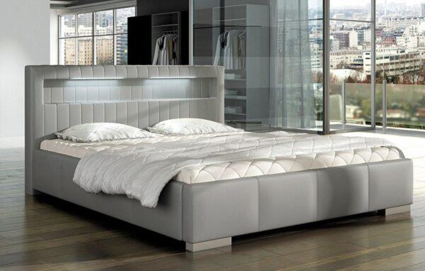 Łóżko tapicerowane 81275