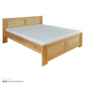 Łóżko bukowe LK112