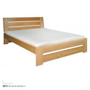 Łóżko bukowe LK192