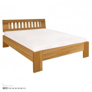Łóżko dębowe LK293
