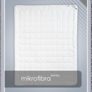 MIKROFIBRA kołdra letnia antyalergiczna