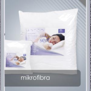MIKROFIBRA poduszka pikowana antyalergiczna