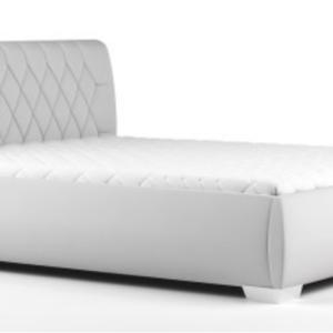 Łóżko tapicerowane 81218