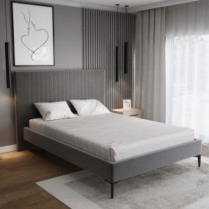 Łóżko tapicerowane 81241